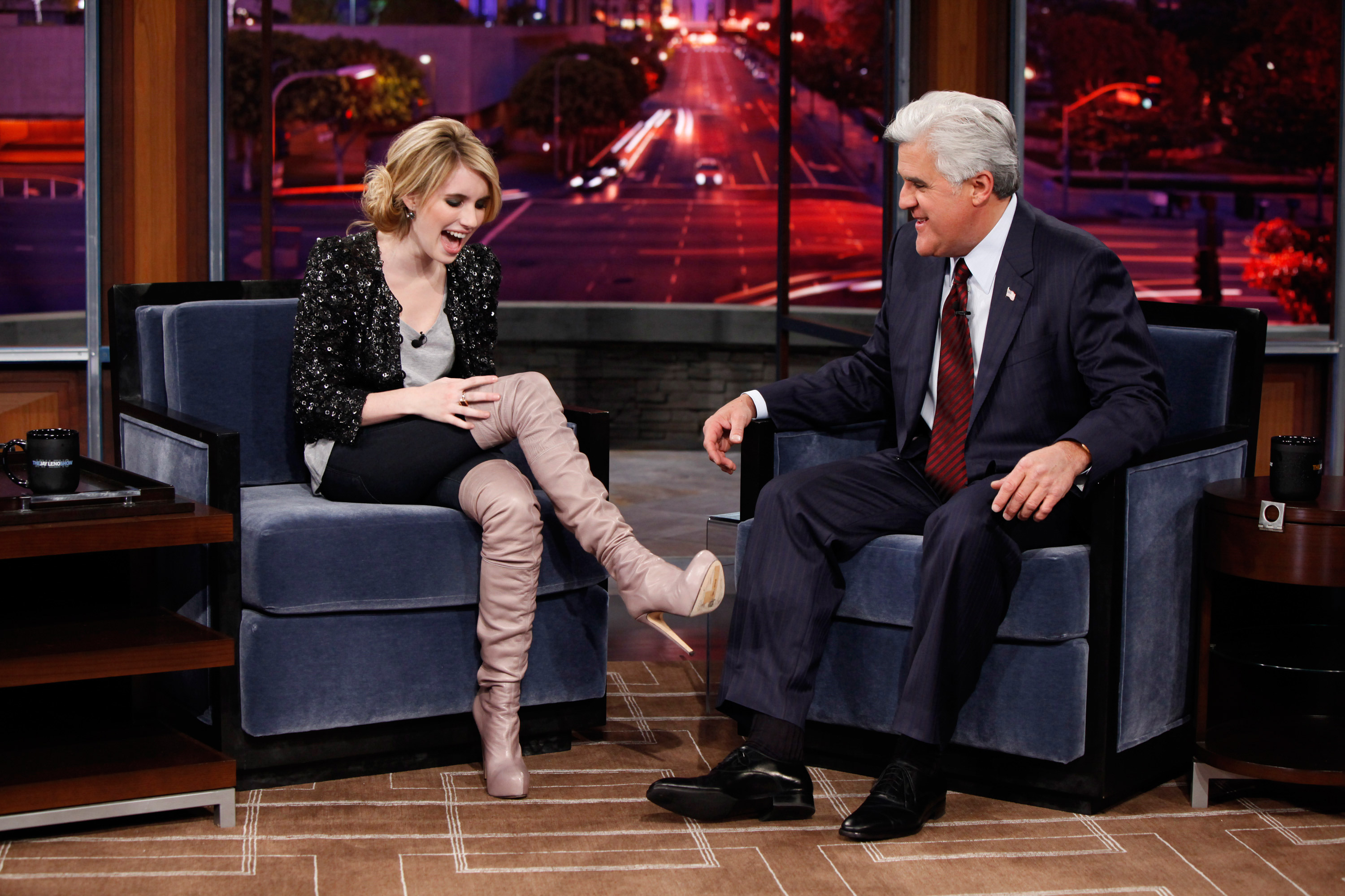Be First To See Emma Roberts Jimmy Choo Style Diary