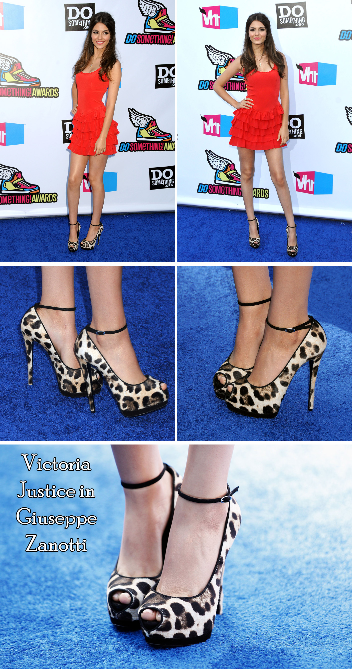 Victoria JusticeThe High Page Heel Times 2 zpSVUM