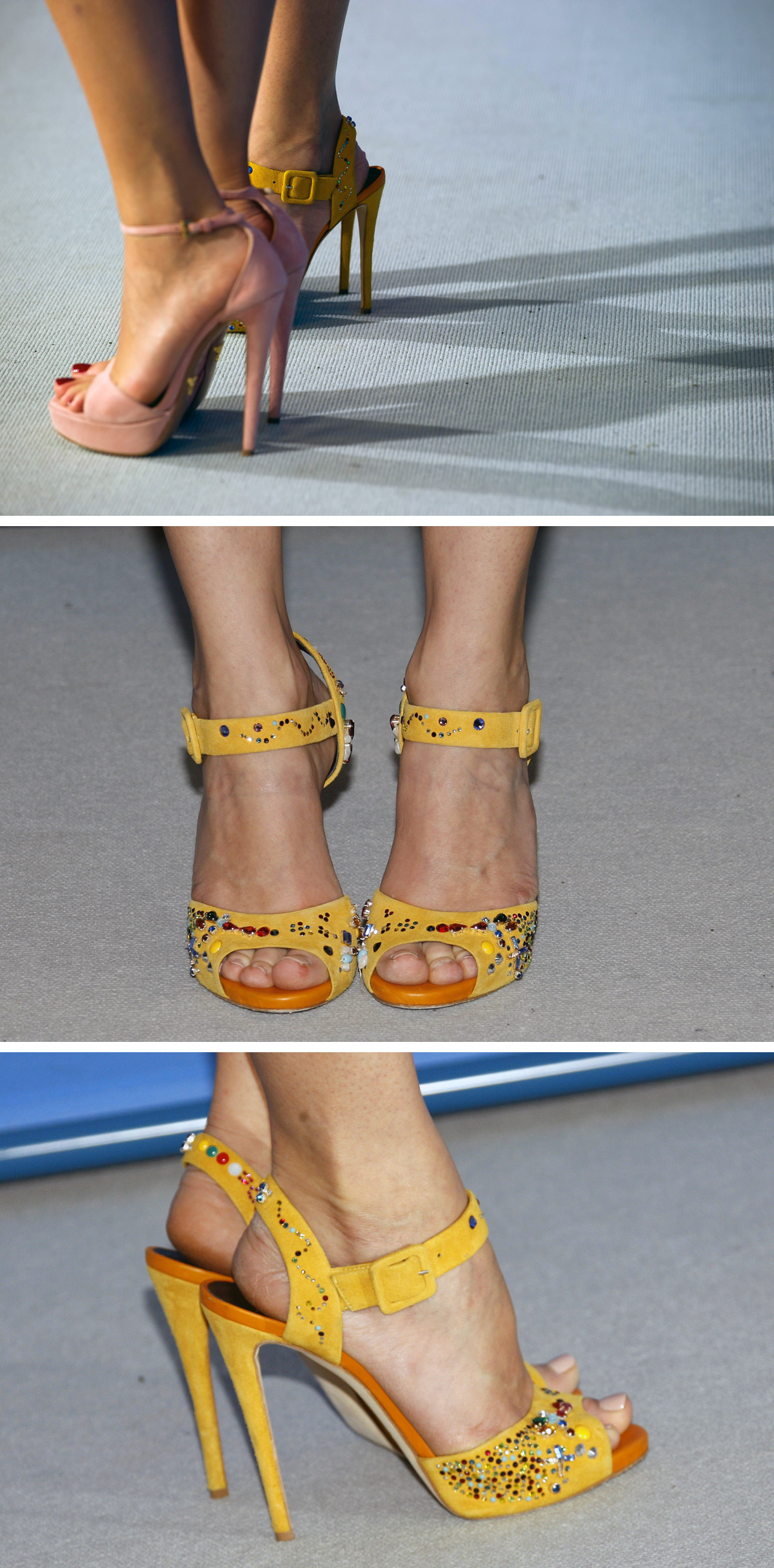 Emma Watson The High Heel Times
